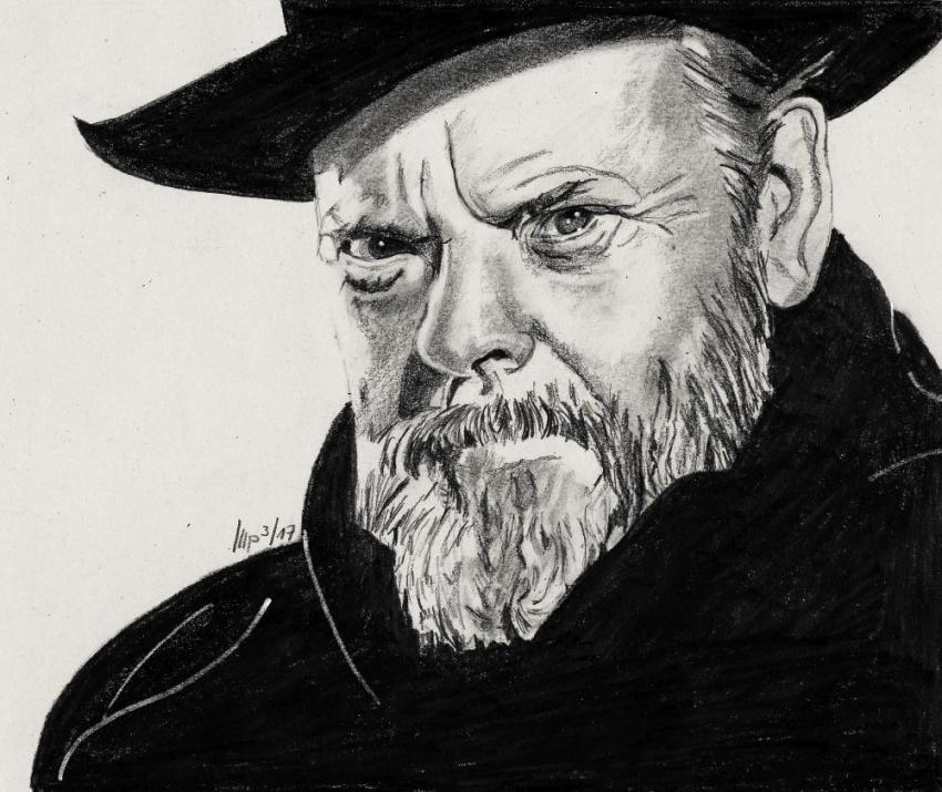 Orson Welles por patrick